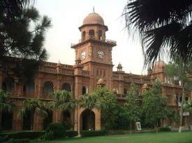 Punjab-University-Lahore