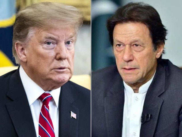PM IMRAN KHAN AND DONALD TRUPM WILL MEET TODAY