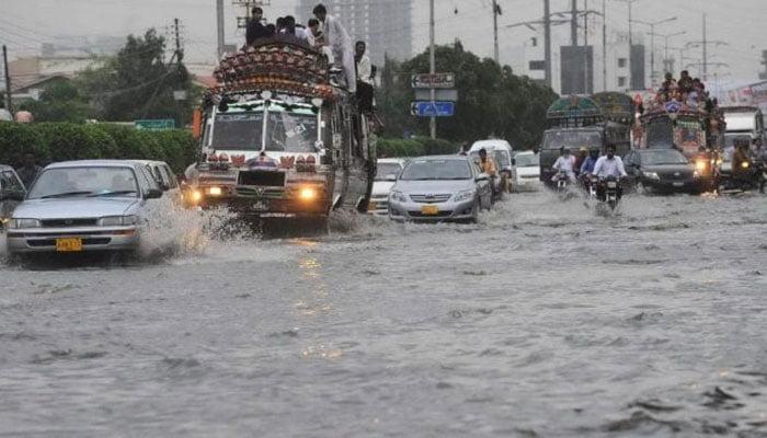 Photo of سندھ میں بارش، 8 افراد جاں بحق