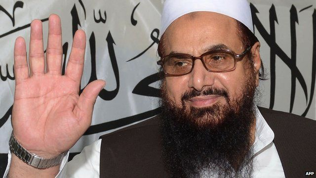 Photo of جماعت الدعوۃ کے سربراہ حافظ سعید گجرانوالہ سے گرفتار
