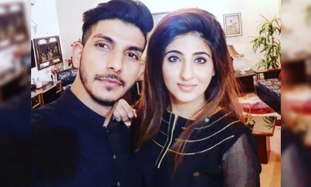 محسن عباس حیدر کی اہلیہ کا شوہر پر تشدد کرنے اور دھوکہ دینے کا الزام