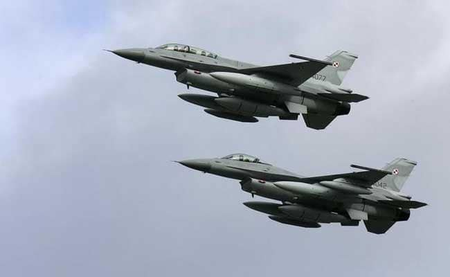 امریکا کا پاکستان کے ایف 16 طیاروں کیلئے لاجسٹک سپورٹ کا اعلان
