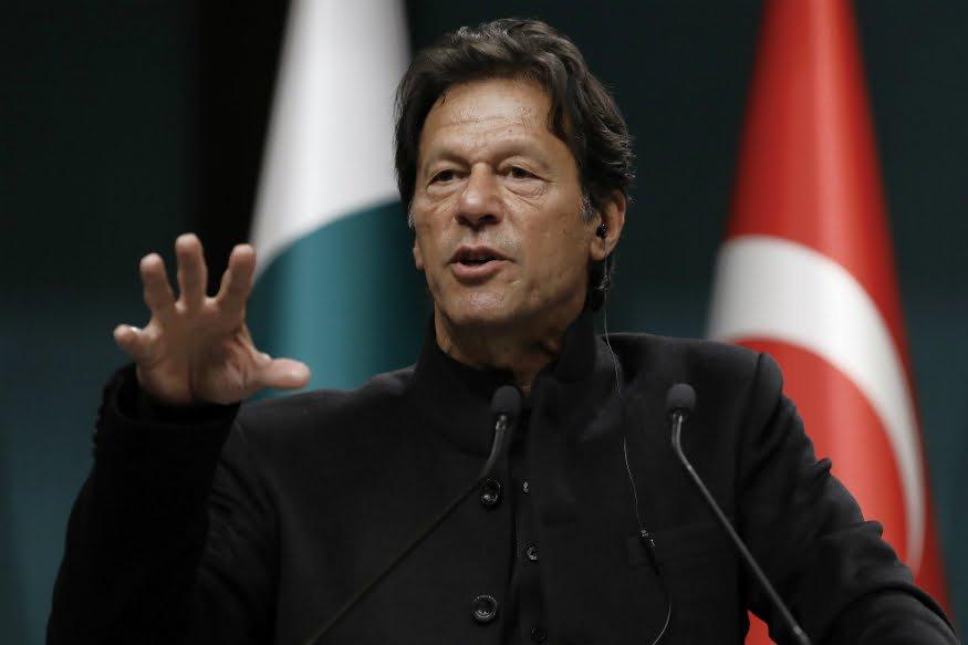عمران خان کی آمد سے تعلقات بحال ہونے کے دروازے کھل گئے، وائٹ ہاؤس