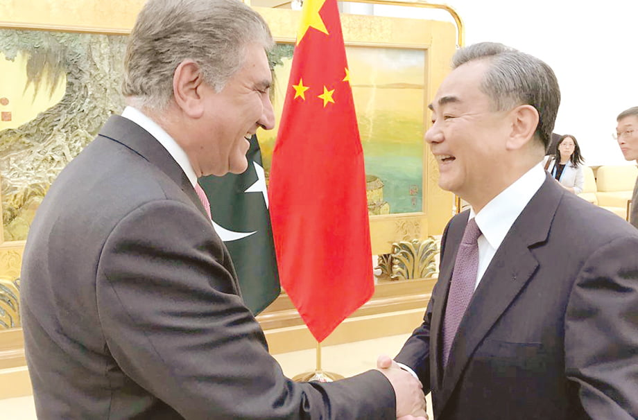 چین نےپاکستان کو یقین دہانی کرادی