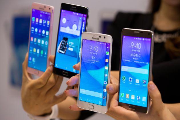 Photo of سام سنگ گلیکسی اے سیریز کے فونزکی قیمتوں میں کمی