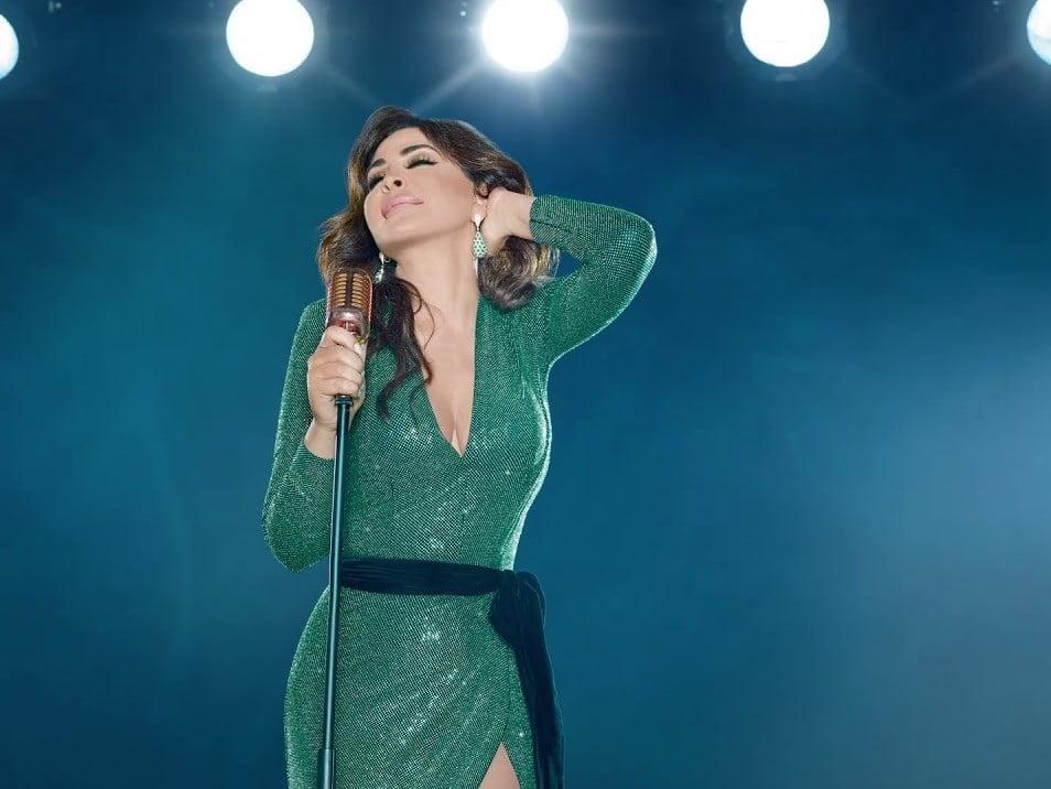 لبنان کی مقبول ترین گلوکارہ