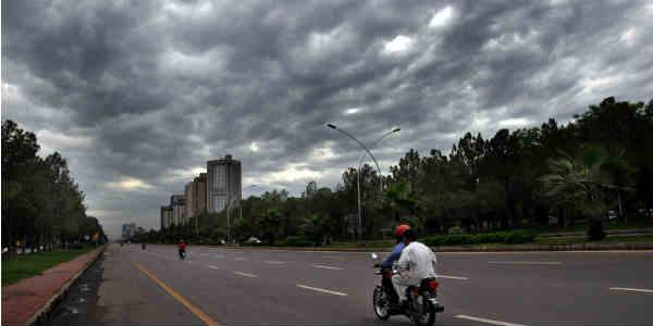 Photo of کراچی میں ابر رحمت کا نیا سلسلہ