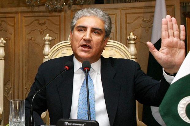 وزیر خارجہ شاہ محمود قریشی نے نیوزی لینڈ کے نائب وزیراعظم ونسٹن پیٹر سے ٹیلی فونک رابطہ کیا