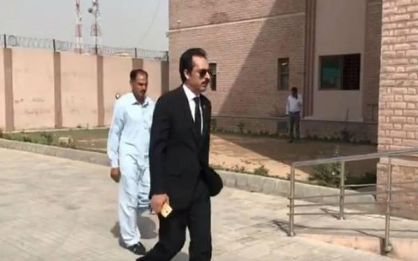 پراسیکیوٹر جنرل نیب سردار مظفر عباسی پر قاتلانہ حملہ