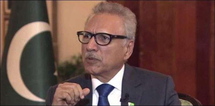 Photo of بھارتی مظالم اجاگر کرنے پر صدر پاکستان عارف علوی کو نوٹس