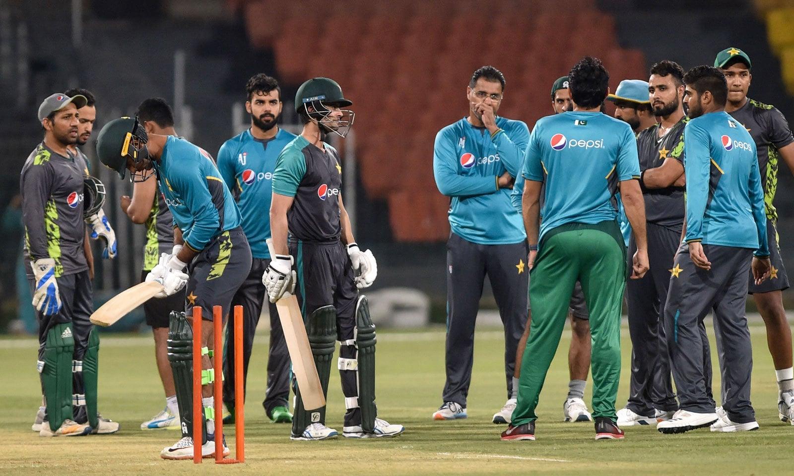Photo of تیاریوں کا آغاز پاکستان اور سری لنکا سیریز کیلئے