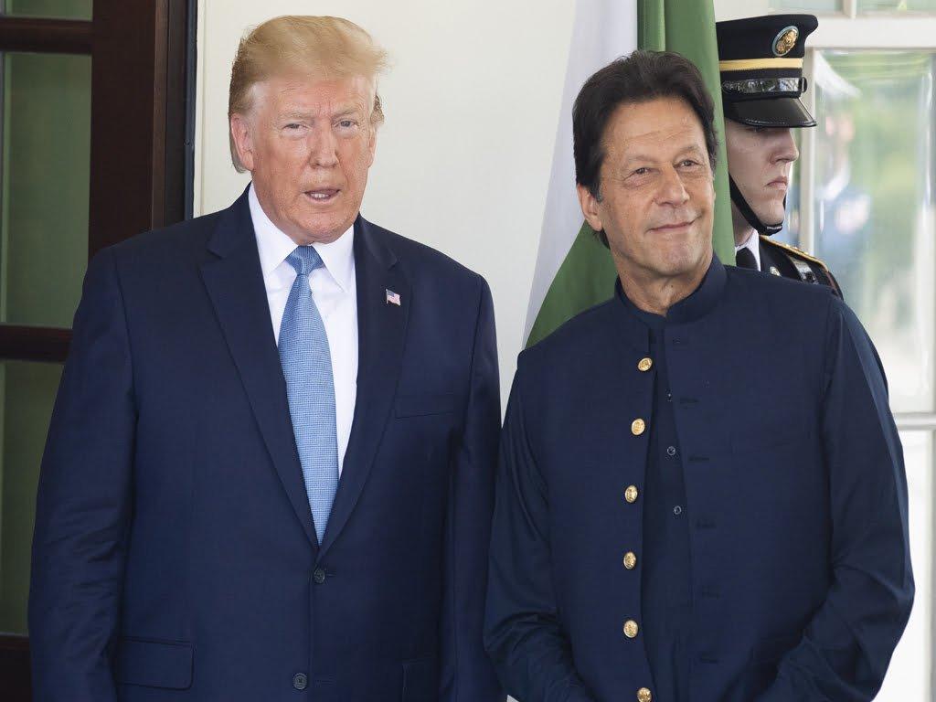Photo of عمران خان اور امریکی صدر کی ملاقات