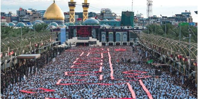 نواسہ رسول حضرت امام حسین ؓاور شہدائے کربلا کی یاد میں آج یوم عاشور مذہبی عقیدت واحترام سے منایا جارہاہ