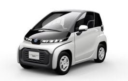 Toyota Electric Car