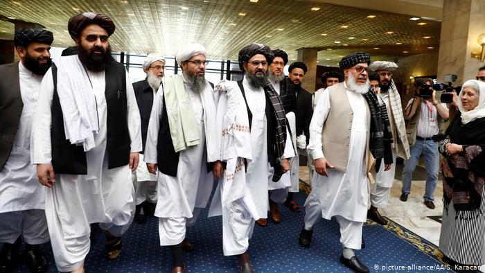 وزیرخارجہ شاہ محمود قریشی اورافغان طالبان وفد کا افغان امن عمل کی جلد بحالی پر اتفاق ہوگیا