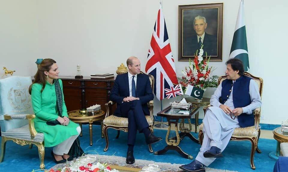 صدر مملکت اور وزیراعظم سے ملاقات
