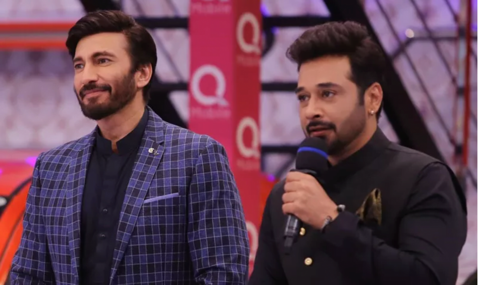 Faysal Quraishi & Aijaz Aslam Reunite for 'Log Kya Kahainge'
