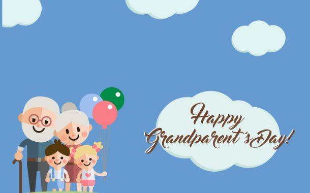 نانا، نانی اور دادا دادی کا قومی دن ۔۔۔۔!