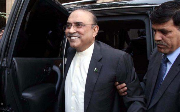 سابق صدرآصف زرداری کی جیل سے ہسپتال منتقلی کی درخواست پر فیصلہ