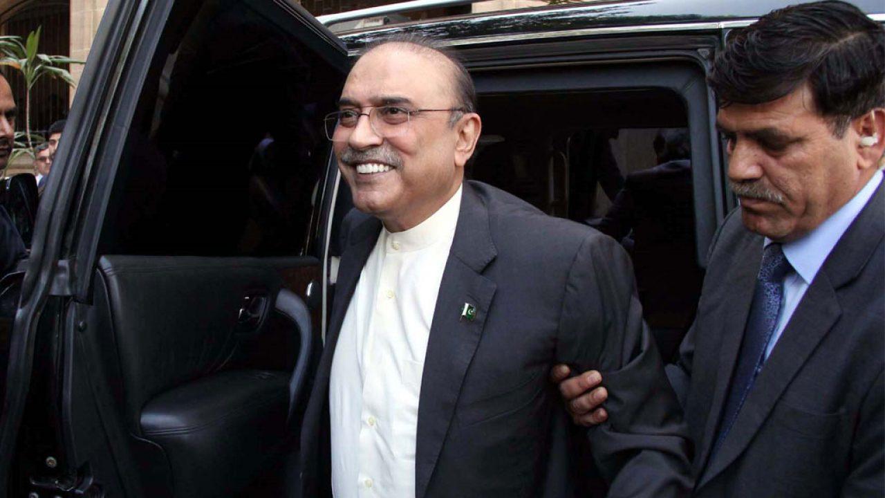 Photo of سابق صدرآصف زرداری کی جیل سے ہسپتال منتقلی کی درخواست پر فیصلہ