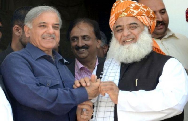 "Photo of ""ہم نے دھرنے کا لفظ استعمال نہیں کیا کیونکہ ۔۔""مولانا فضل الرحمان نے بڑا اعلان"