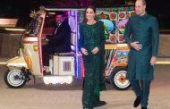 Pakistani celebs meet the royal couple