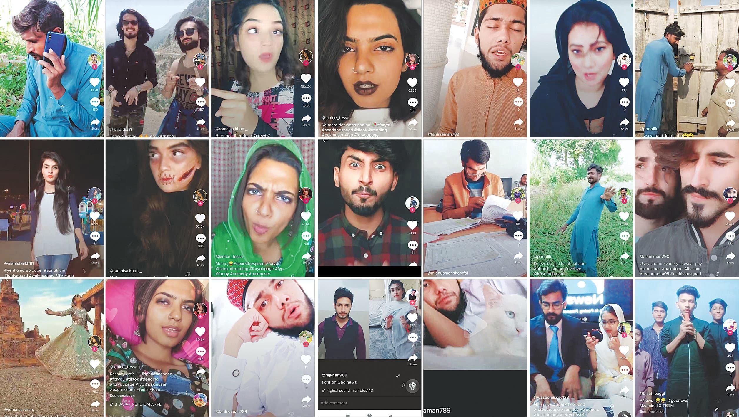 Photo of WHAT TIKTOK TELLS US ABOUT PAKISTAN