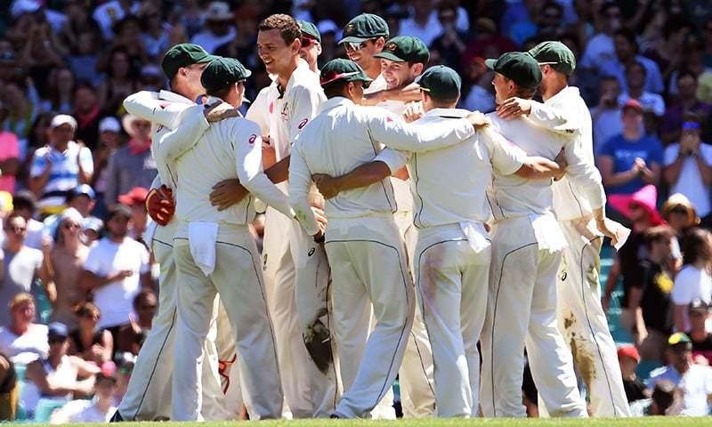 Photo of پاکستان کے خلاف ٹیسٹ سیریز کے لیے آسٹریلین اسکواڈ کا اعلان