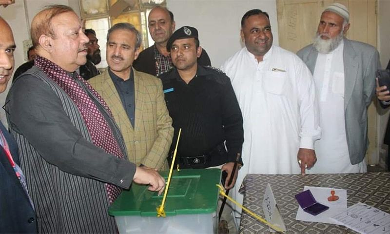 Photo of آزاد کشمیر ضمنی انتخاب: پی ٹی آئی کی مسلم لیگ (ن) کو شکست
