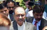 احتساب عدالت،آصف زرداری کی کراچی سے علاج کرانے کی درخواست مسترد