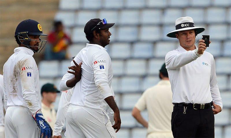 Photo of پاکستان سری لنکا ٹیسٹ سیریز کے لیے میچ آفیشلز کا اعلان