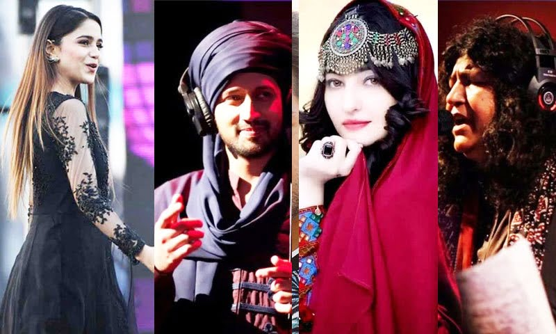 Photo of 10 Most Viewed Pakistani Songs On Youtube