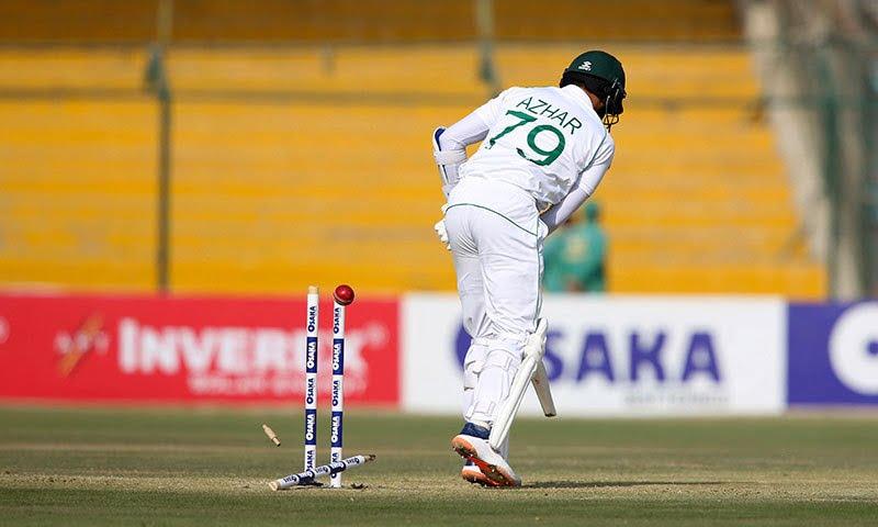 Photo of پاکستانی ٹیم 191رنز پر ڈھیر، سری لنکا 64رنز پر تین وکٹوں سے محروم