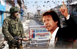 Imran Khan vows to protect Pakistan against Modi sponsored extremism