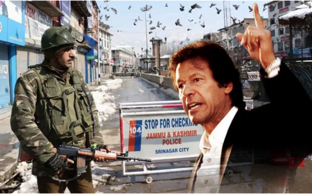 Imran Khan vows to protect Pakistan against Modi sponsored extremism