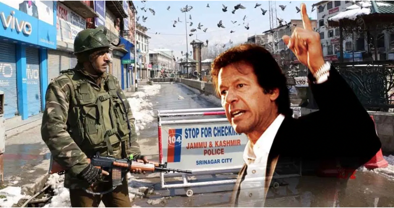 Photo of Imran Khan vows to protect Pakistan against Modi sponsored extremism
