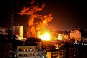 israel and palestine war 2021